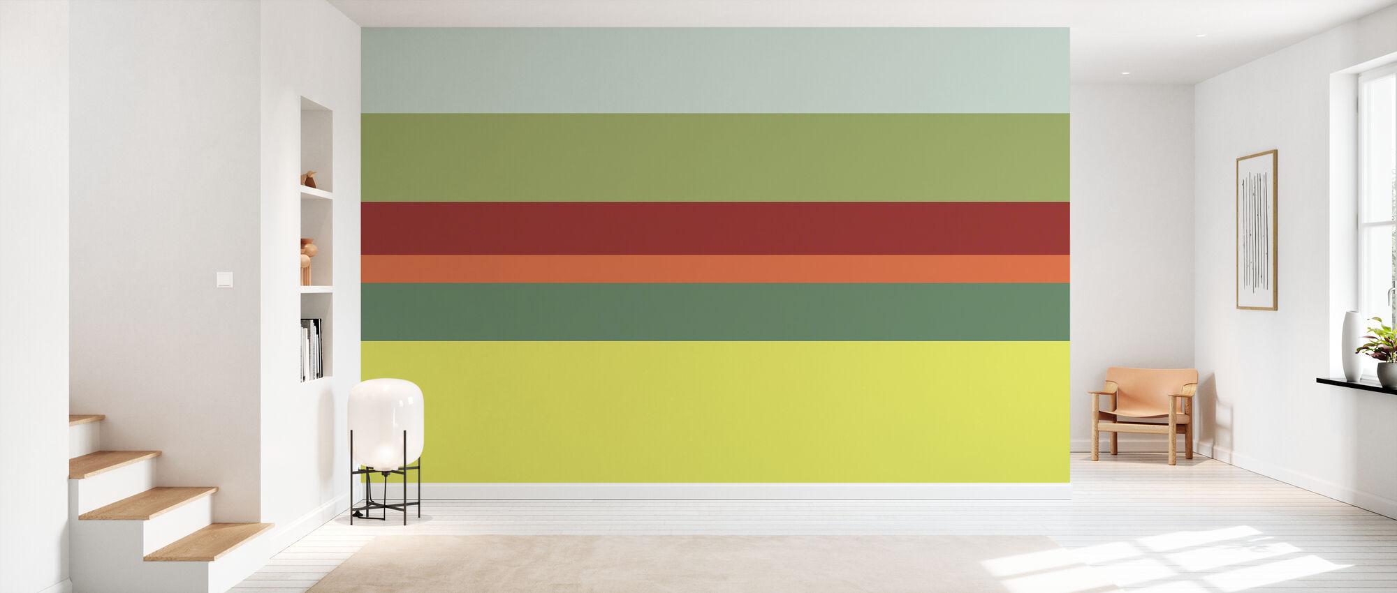 The apple crop - Wallpaper - Hallway