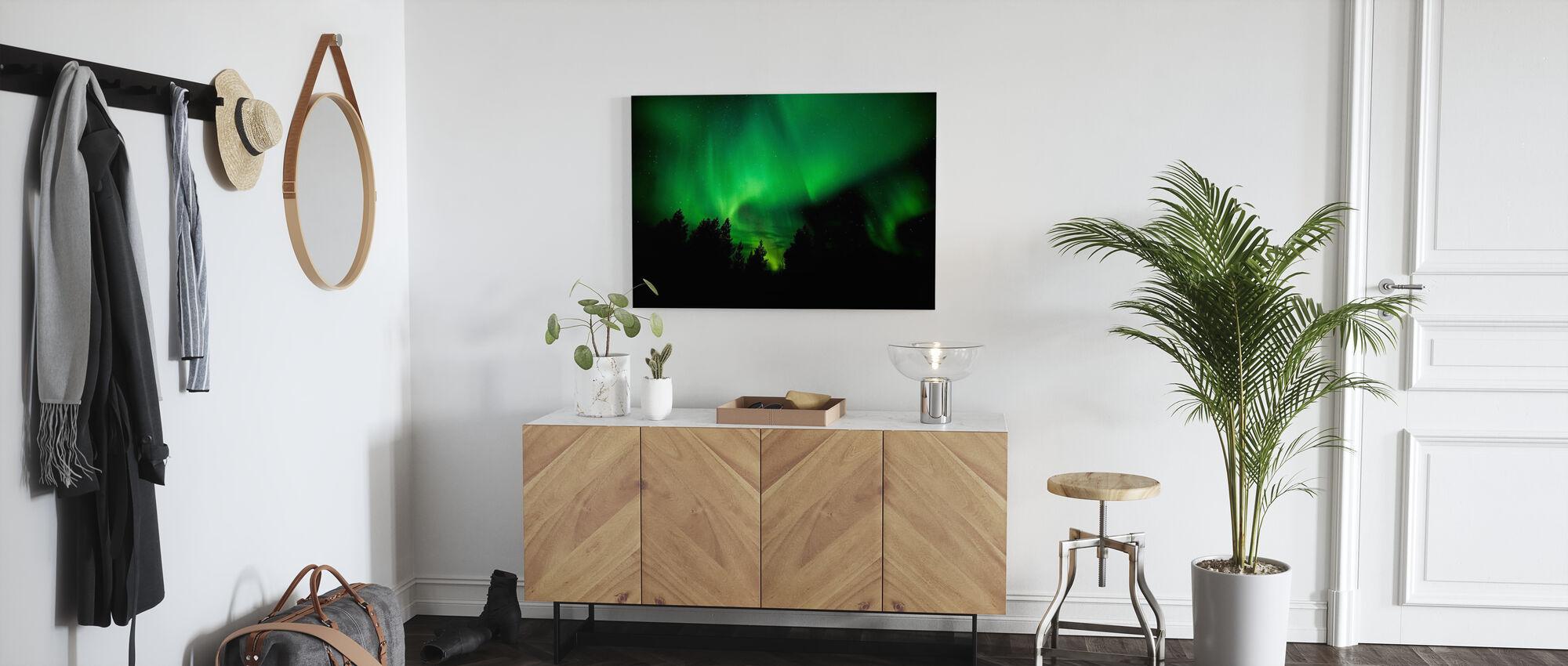 Aurora - Canvas print - Hallway