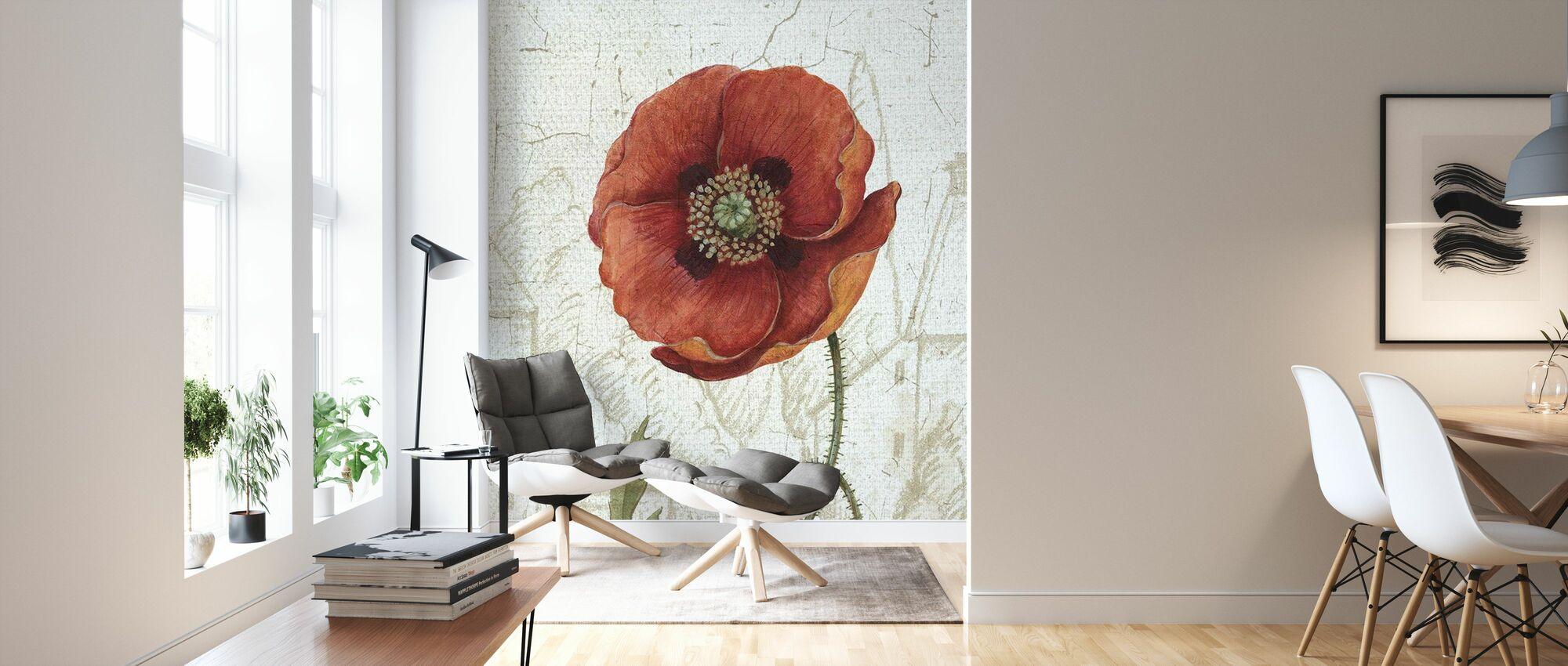 Royal Garden IV - Wallpaper - Living Room