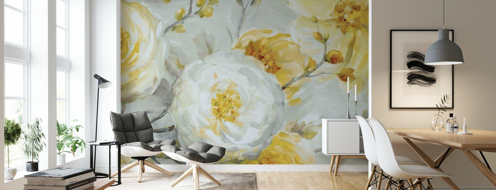 Sunshine - Wallpaper - Living Room