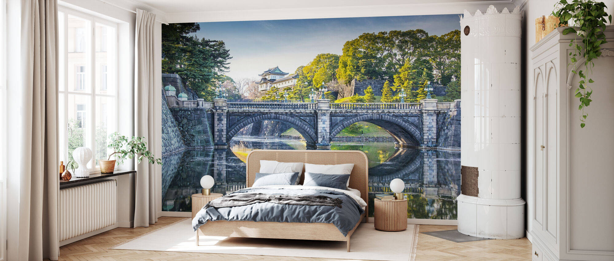 Tokyo Imperial Palace of Japan - Wallpaper - Bedroom