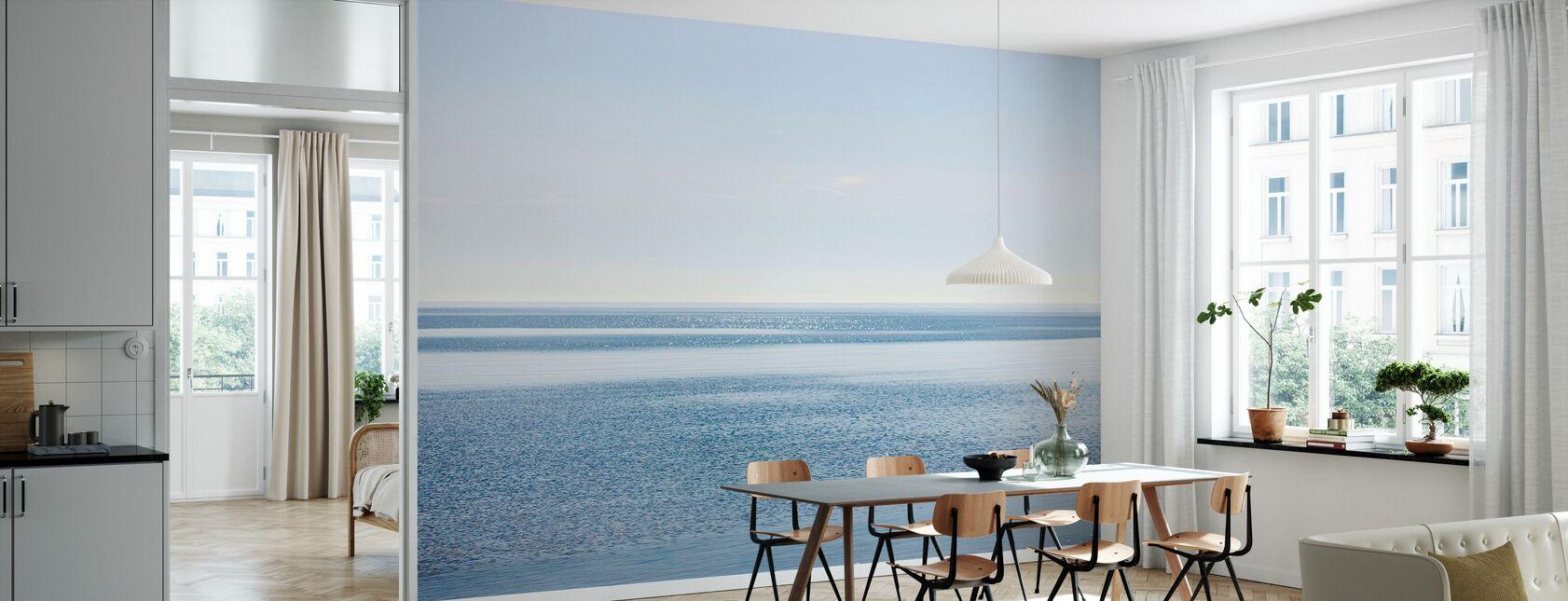 Sparkling Sea - Wallpaper - Kitchen