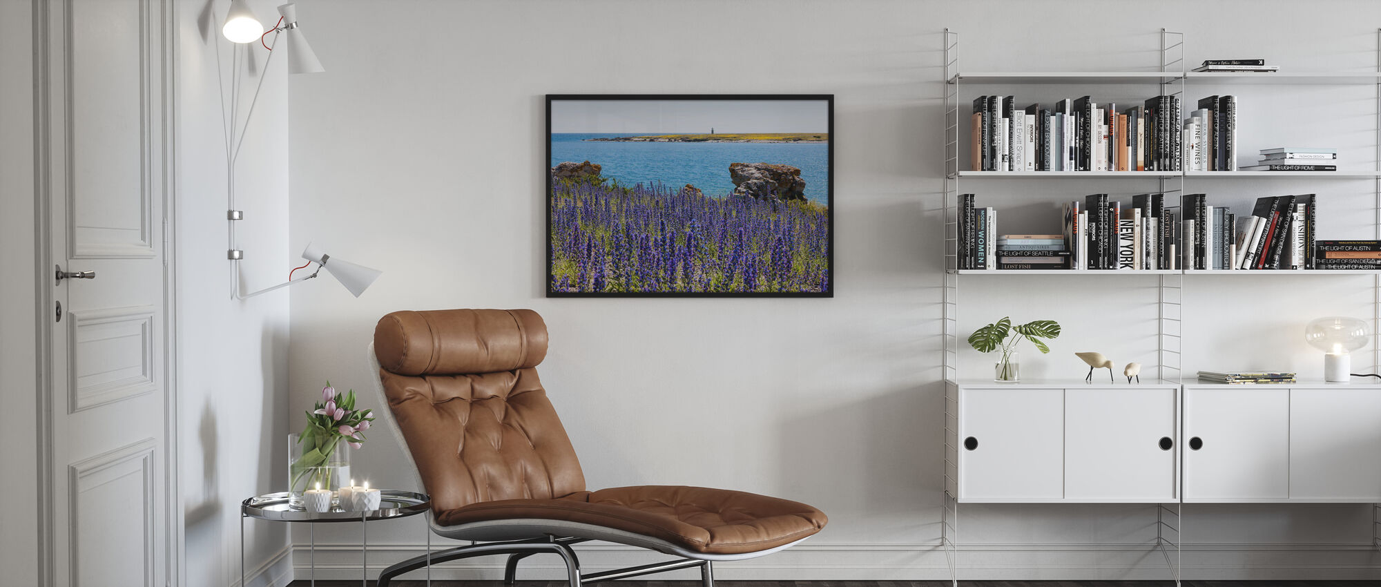 Gotland Summer Landscape - Poster - Living Room