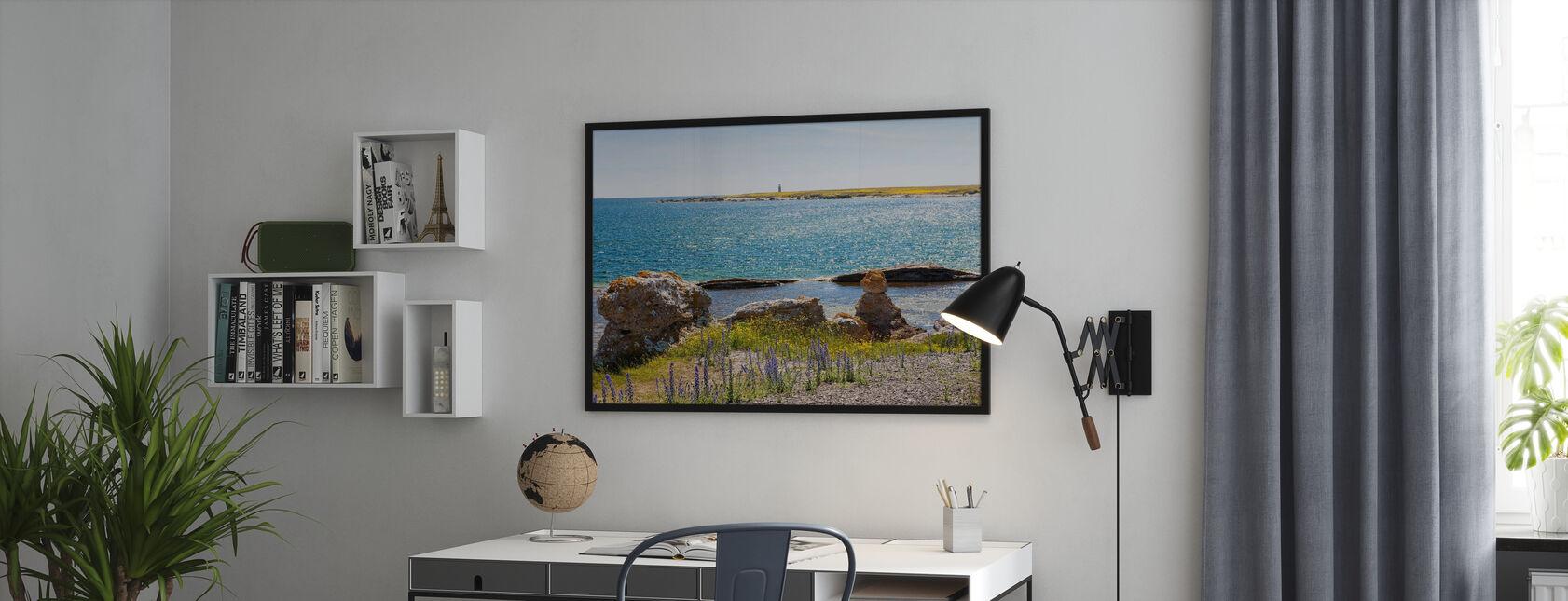 Gotlands Seaside - Poster - Kontor