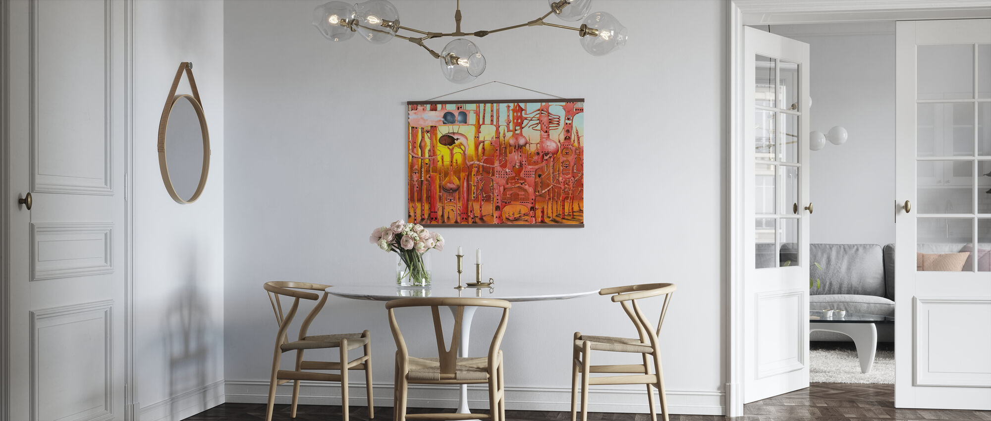Mars - Poster - Kitchen
