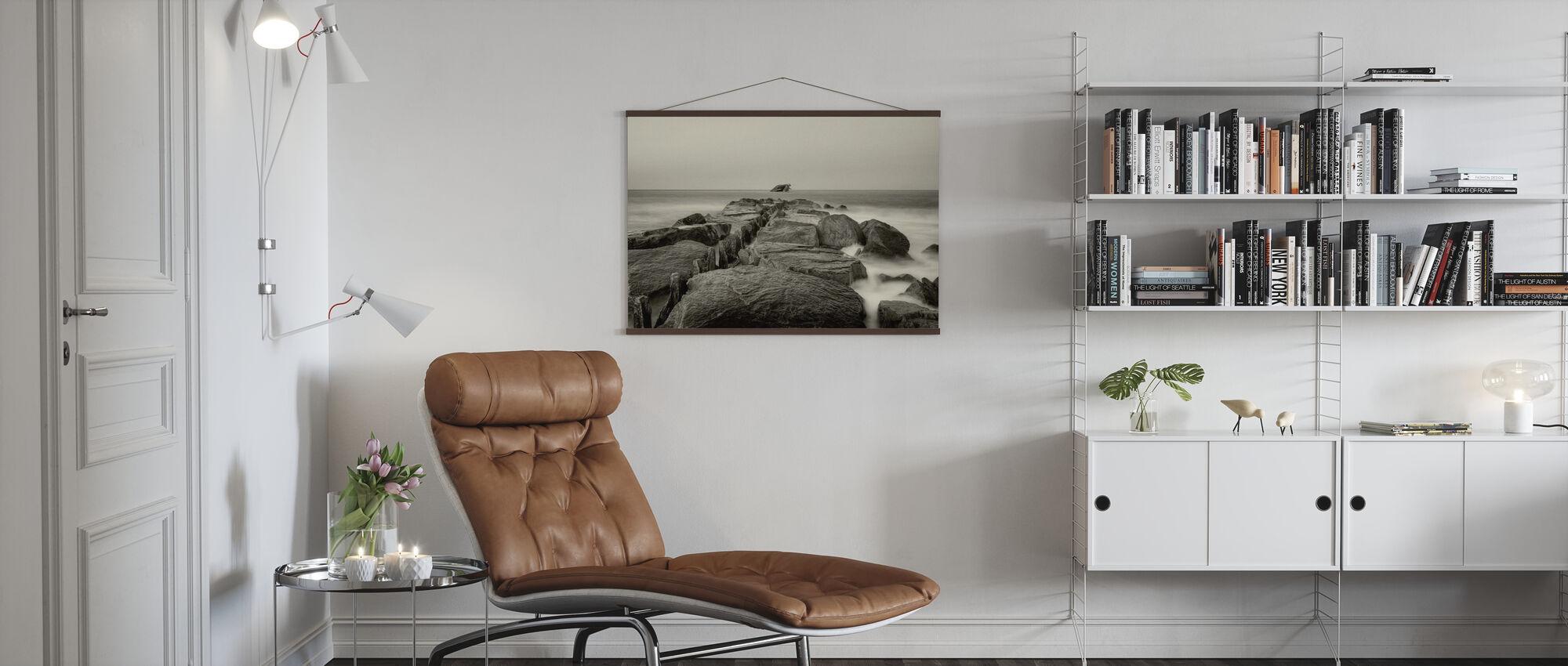 Rocks - Poster - Living Room