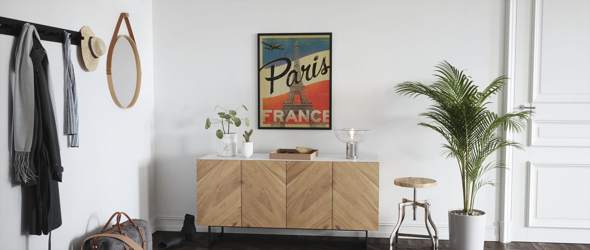Paris - Poster - Hallway