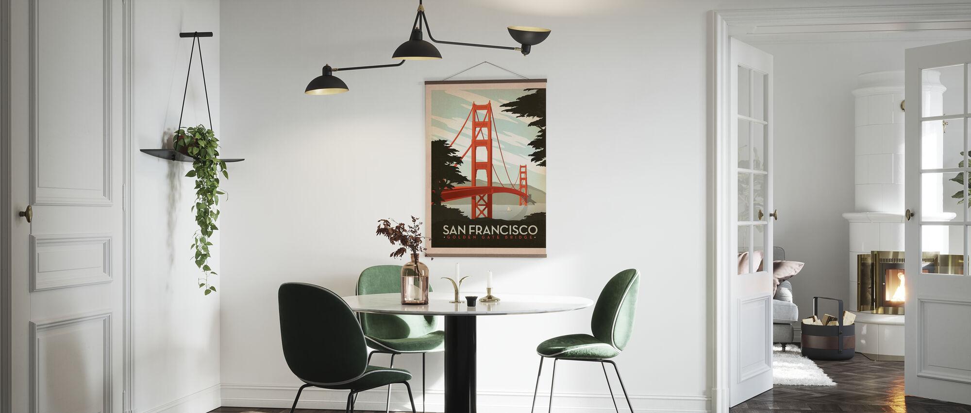 San Francisco - Poster - Kitchen