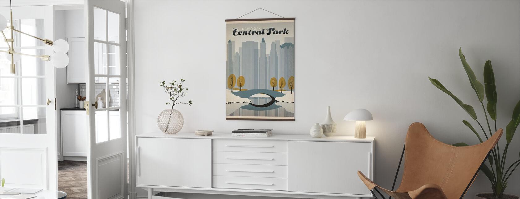 New York - Poster - Living Room
