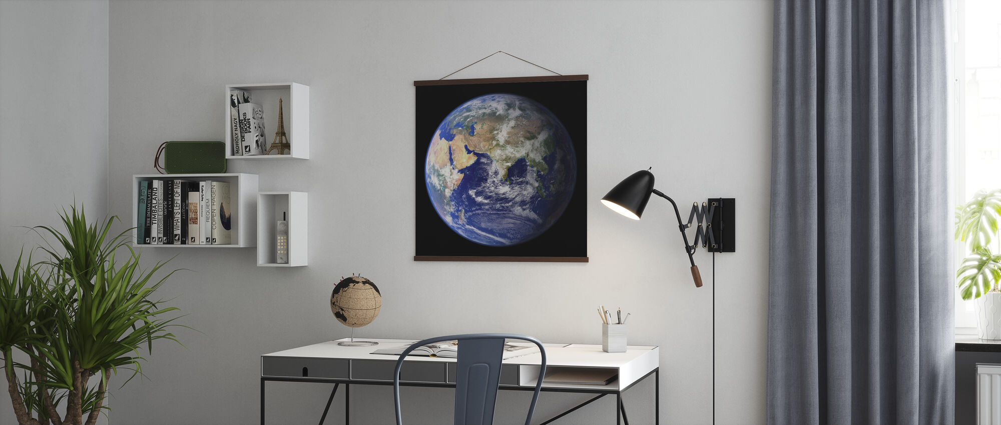 Earth - Poster - Office