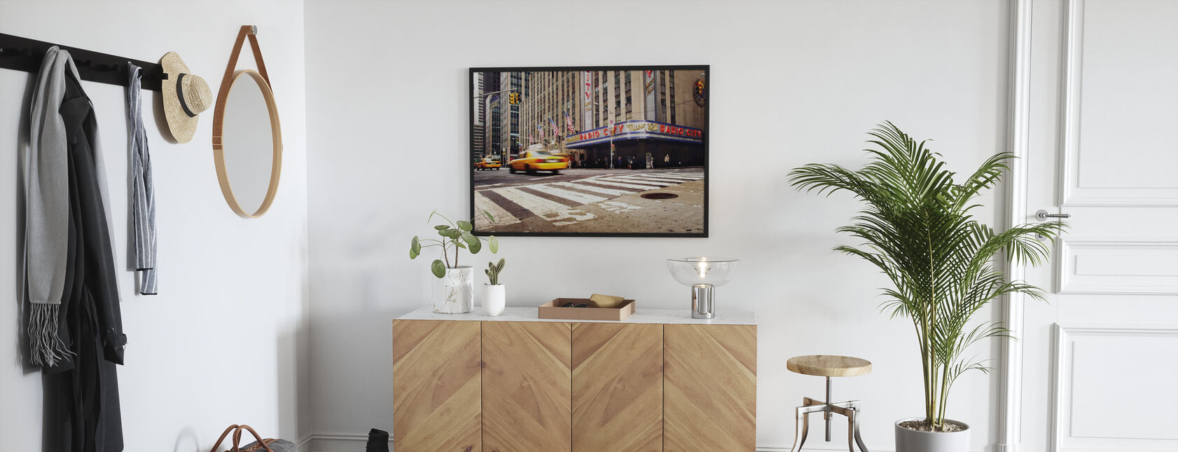 NYC Radio City - Poster - Hallway