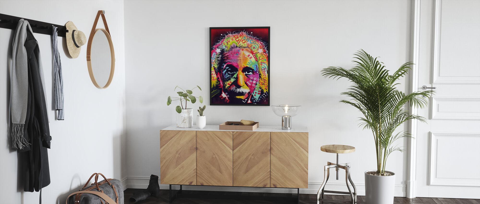 Einstein 2 - Kehystetty kuva - Aula