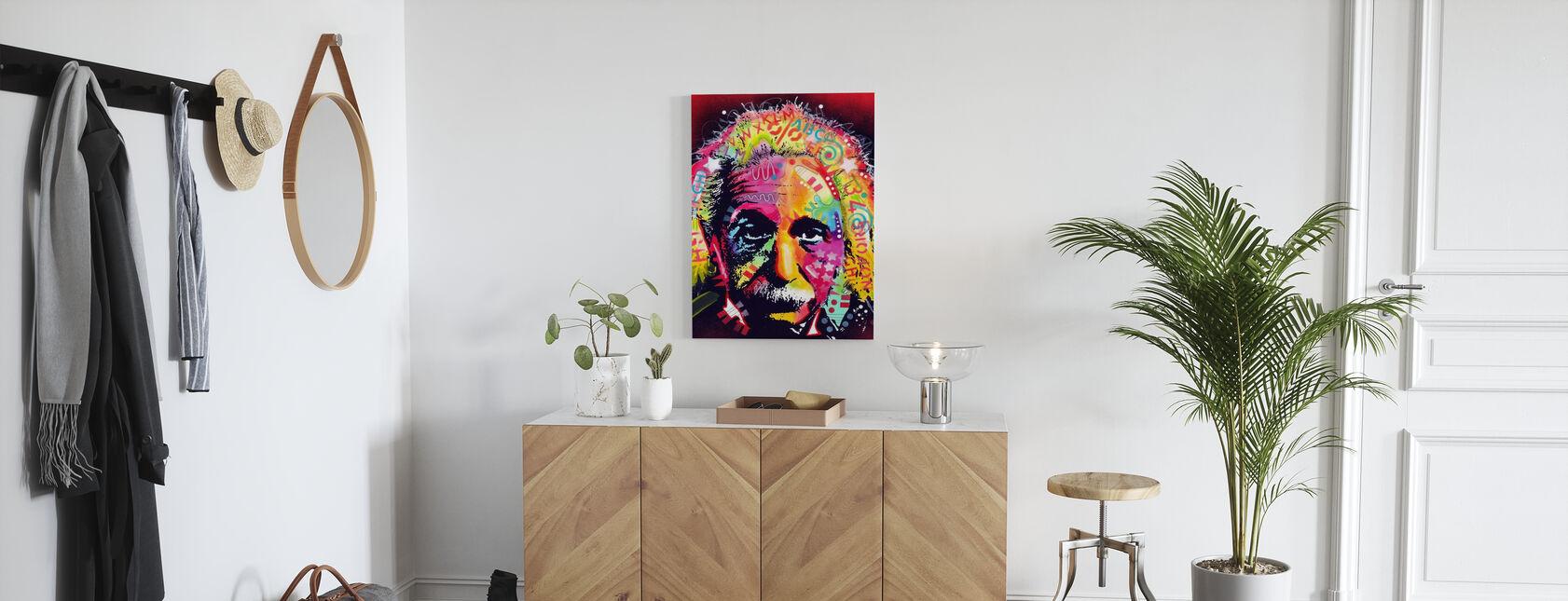 Einstein 2 - Lerretsbilde - Gang