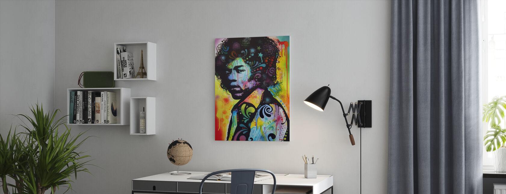 Hendrix - Lerretsbilde - Kontor