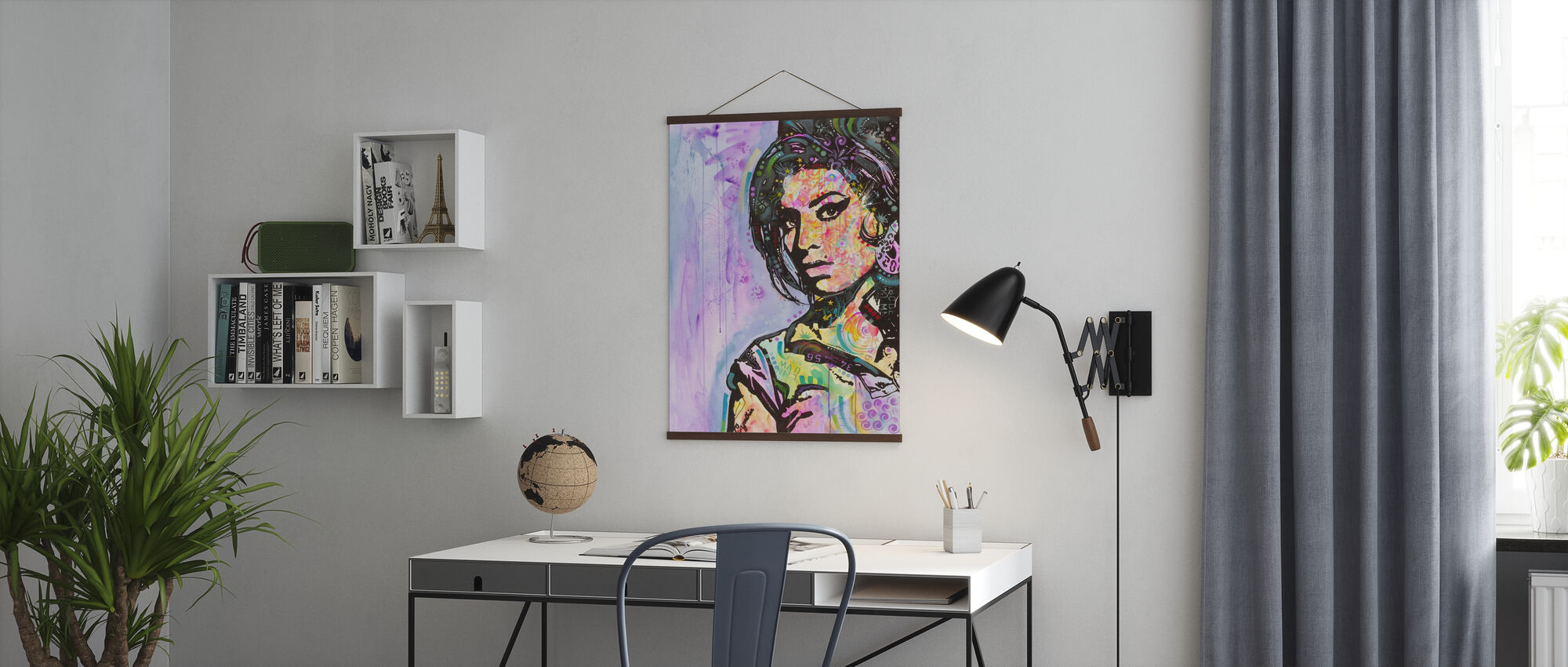 Amy - Poster - Office