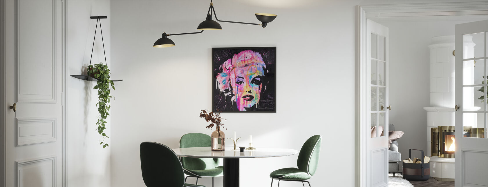 Marilyn - Poster - Kitchen