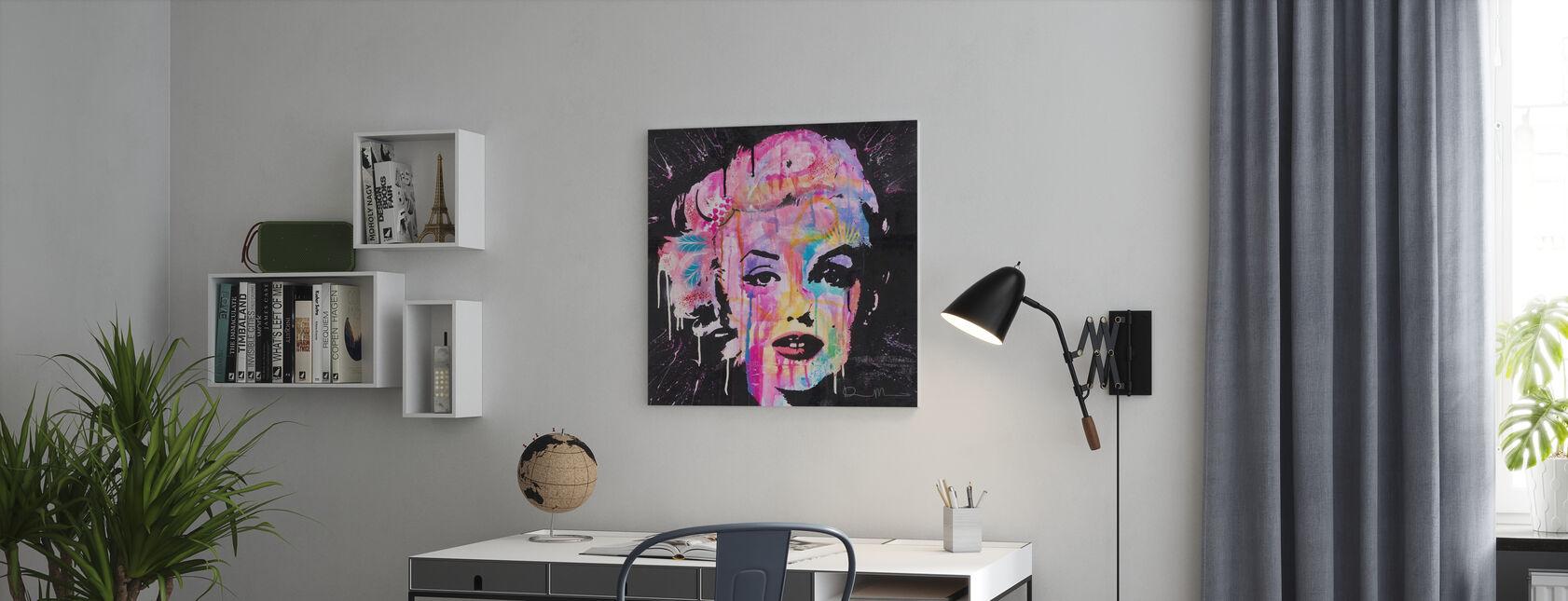 Marilyn - Stampa su tela - Uffici