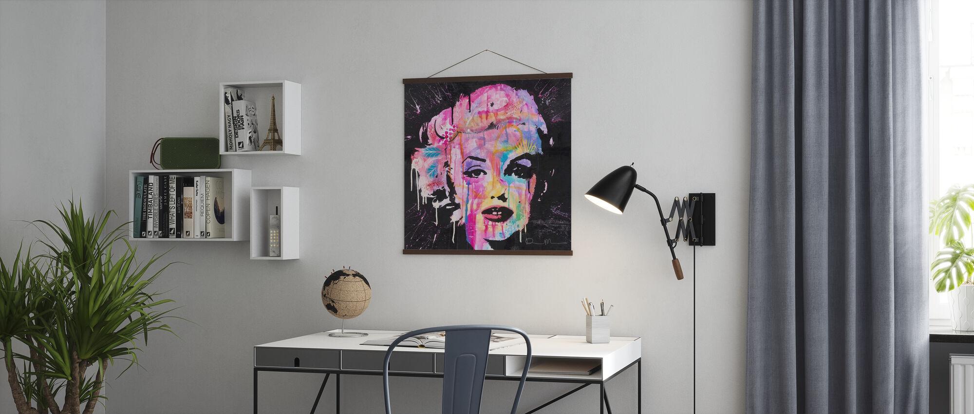 Marilyn - Poster - Office