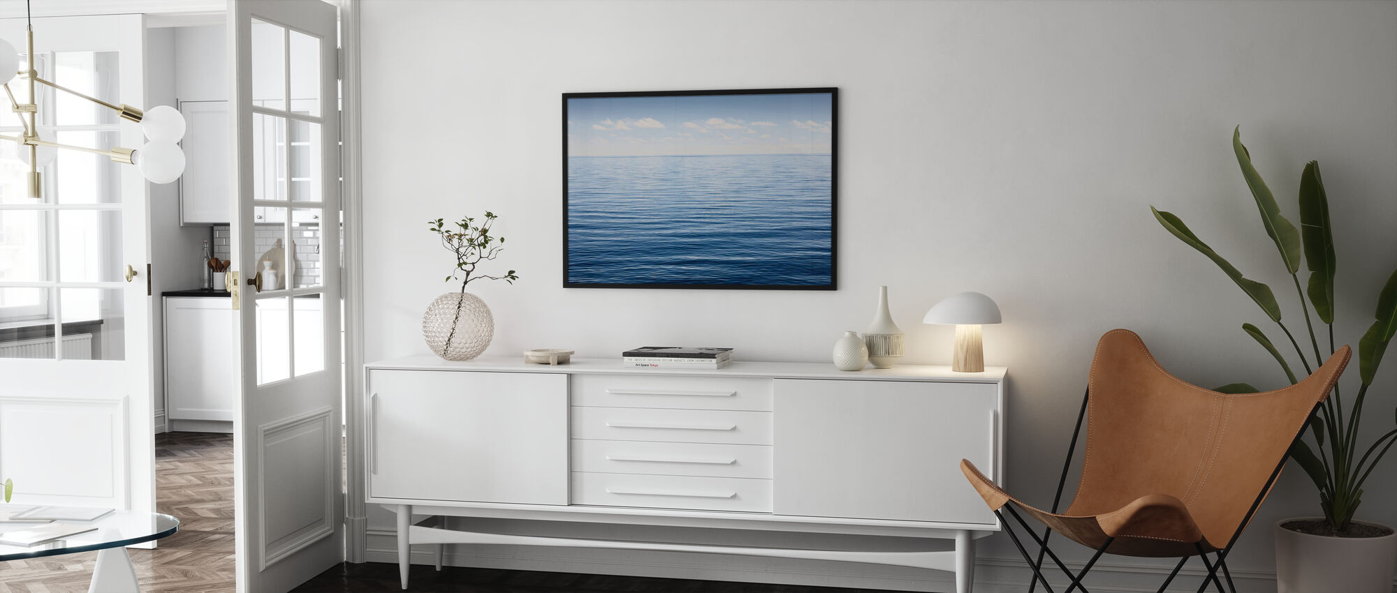 Endless Sea - Poster - Living Room
