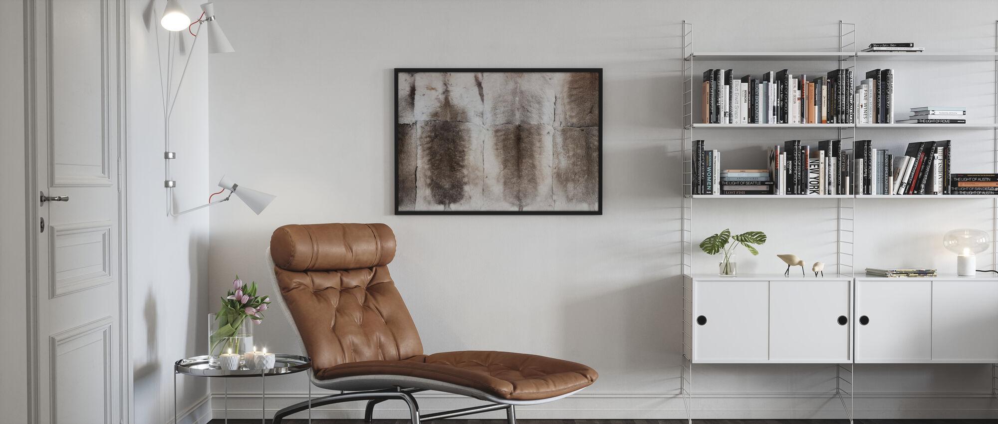 Reindeer Fell - Poster - Living Room