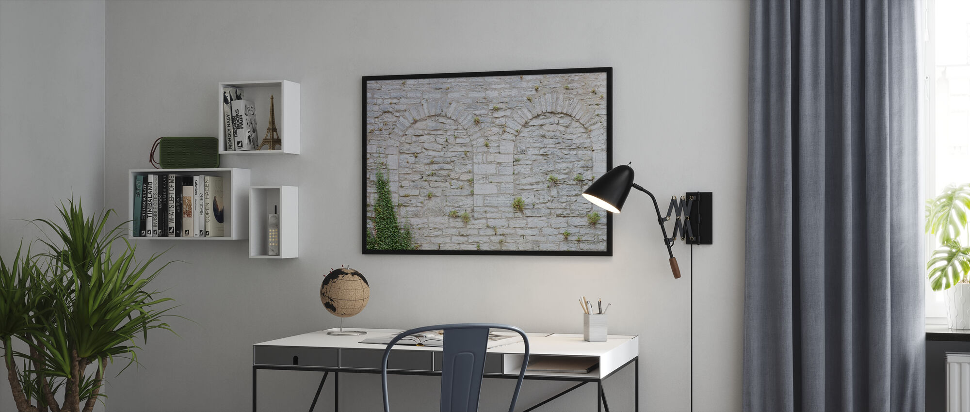 Arch Ruin - Poster - Office