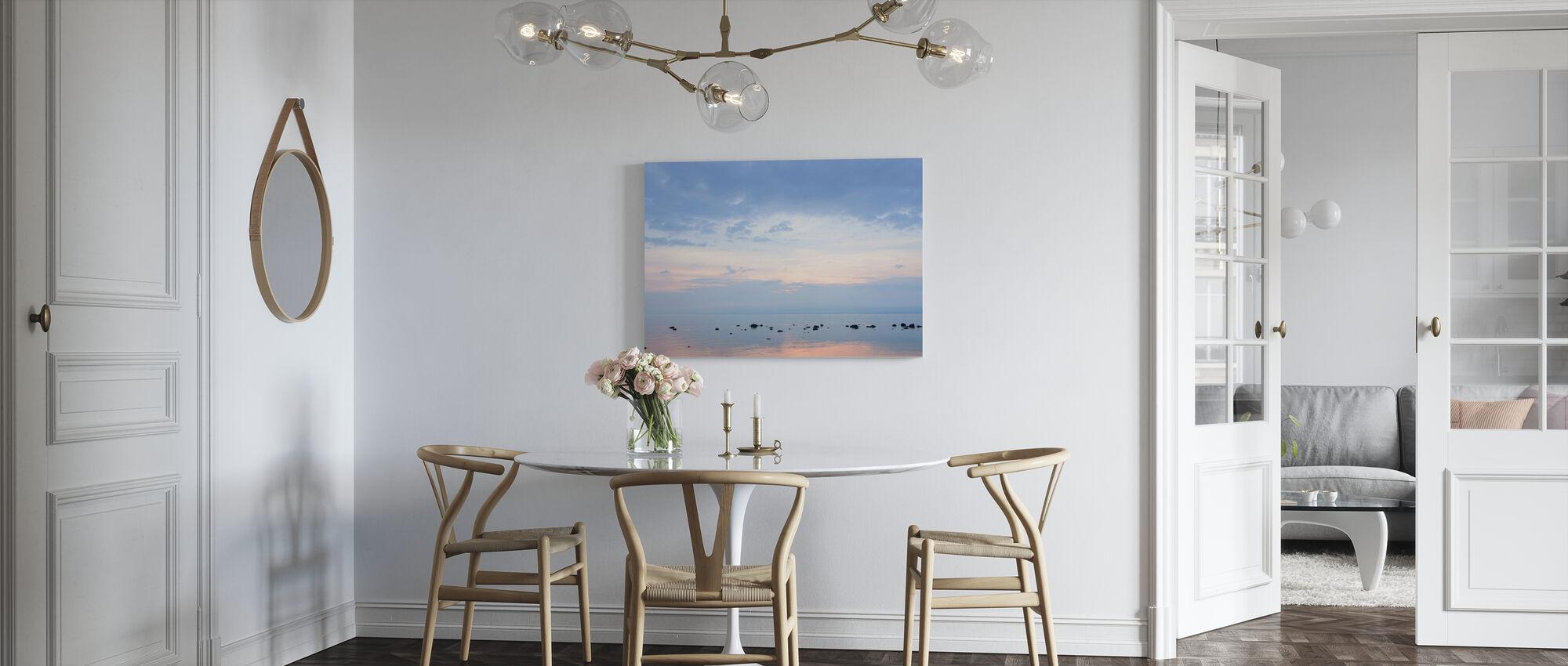 Gotland Harmony - Canvas print - Kitchen