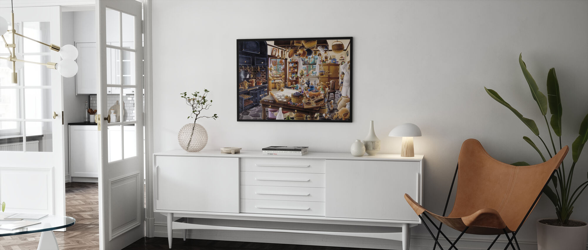 The Bakery - Poster - Living Room