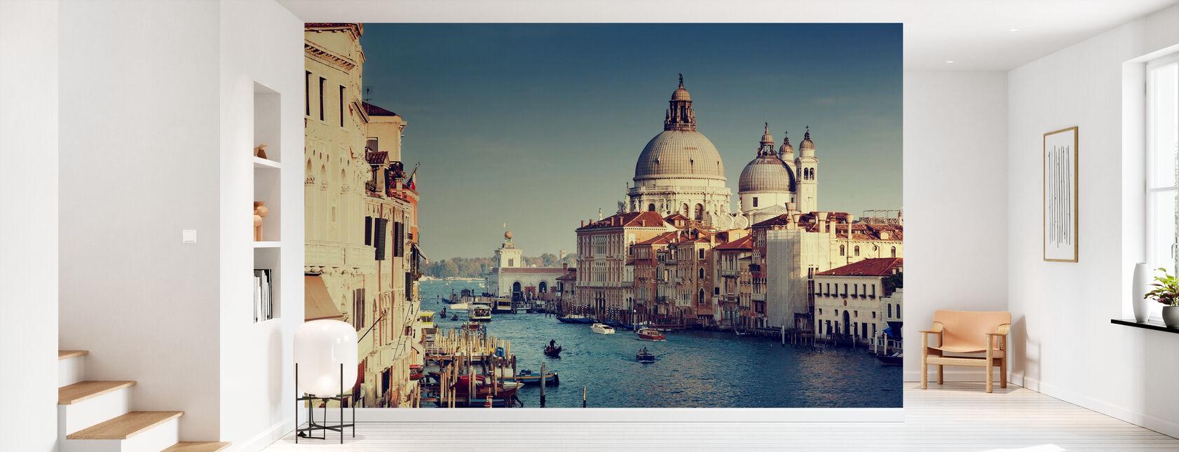 Grand Canal à Venise - Papier peint - Entrée