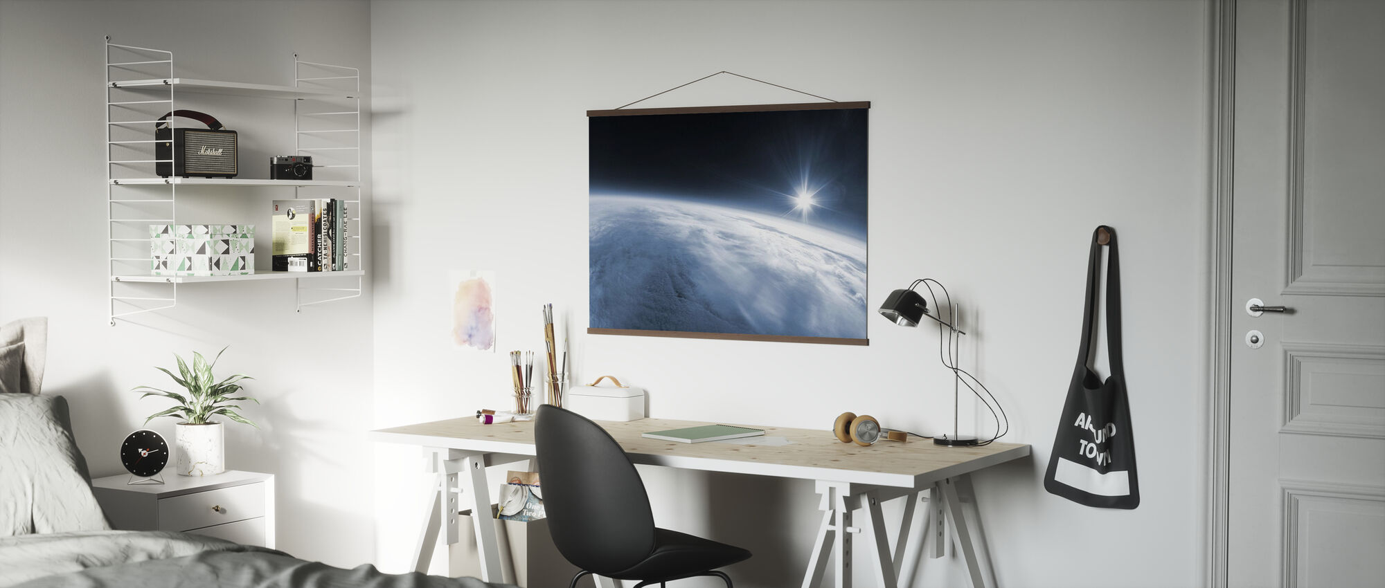 Near Space - Poster - Office