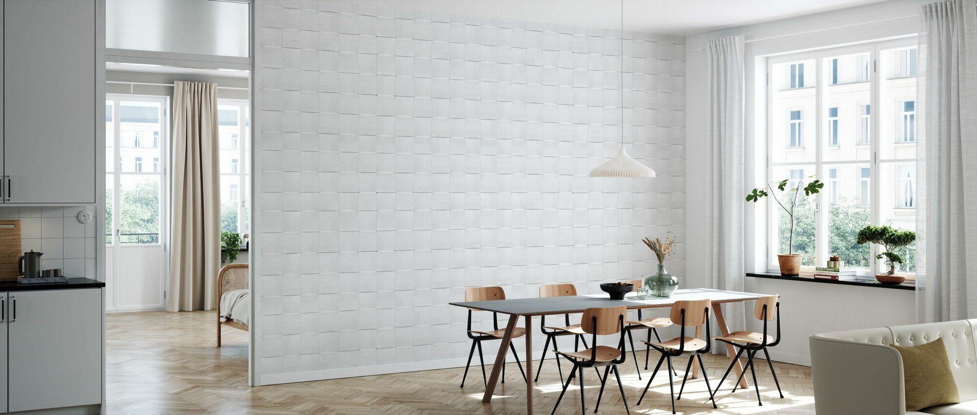 Paper Recycling - Wallpaper - Kitchen