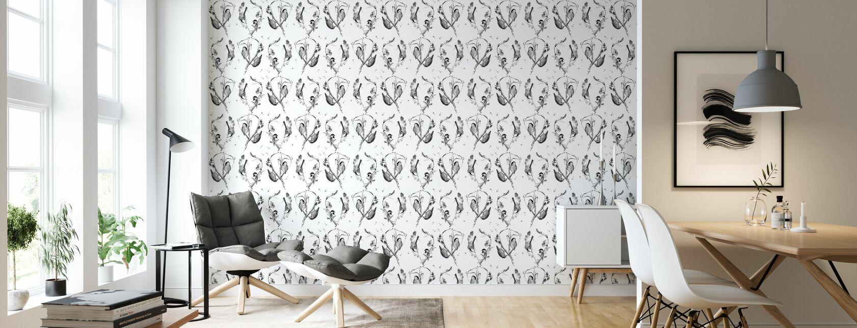 Cuckoo's Nest - Wallpaper - Living Room