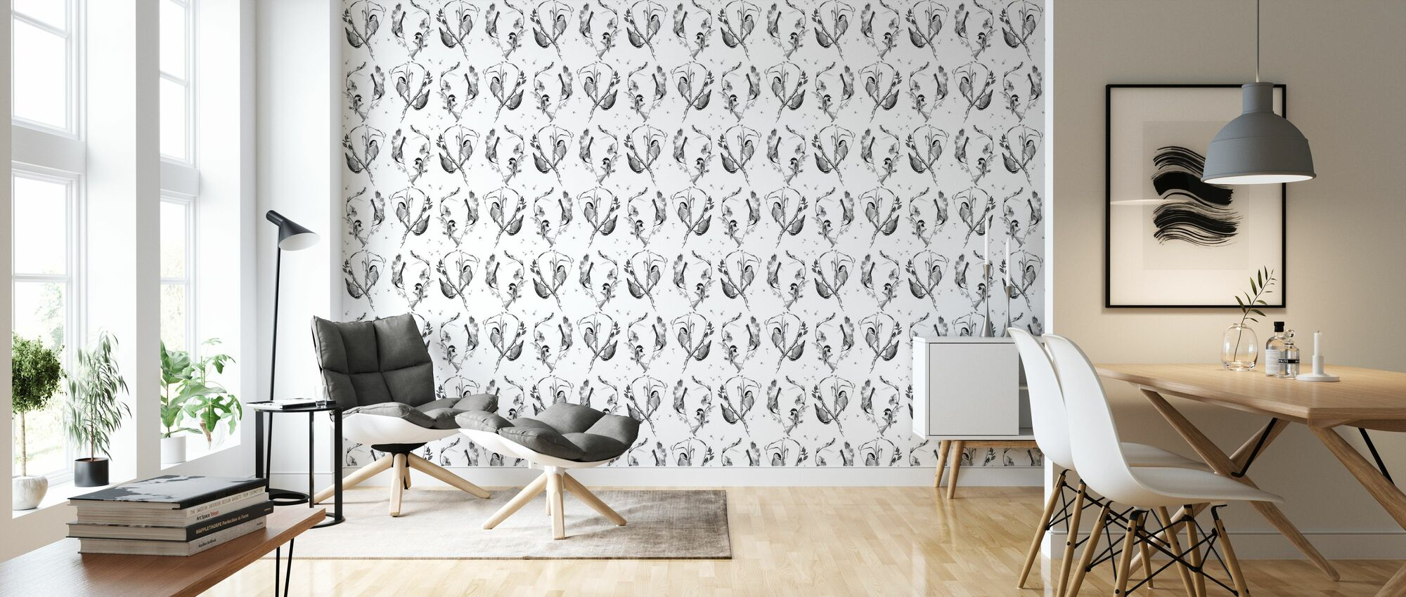 Cuckoo's Nest - Wallpaper - Living Room