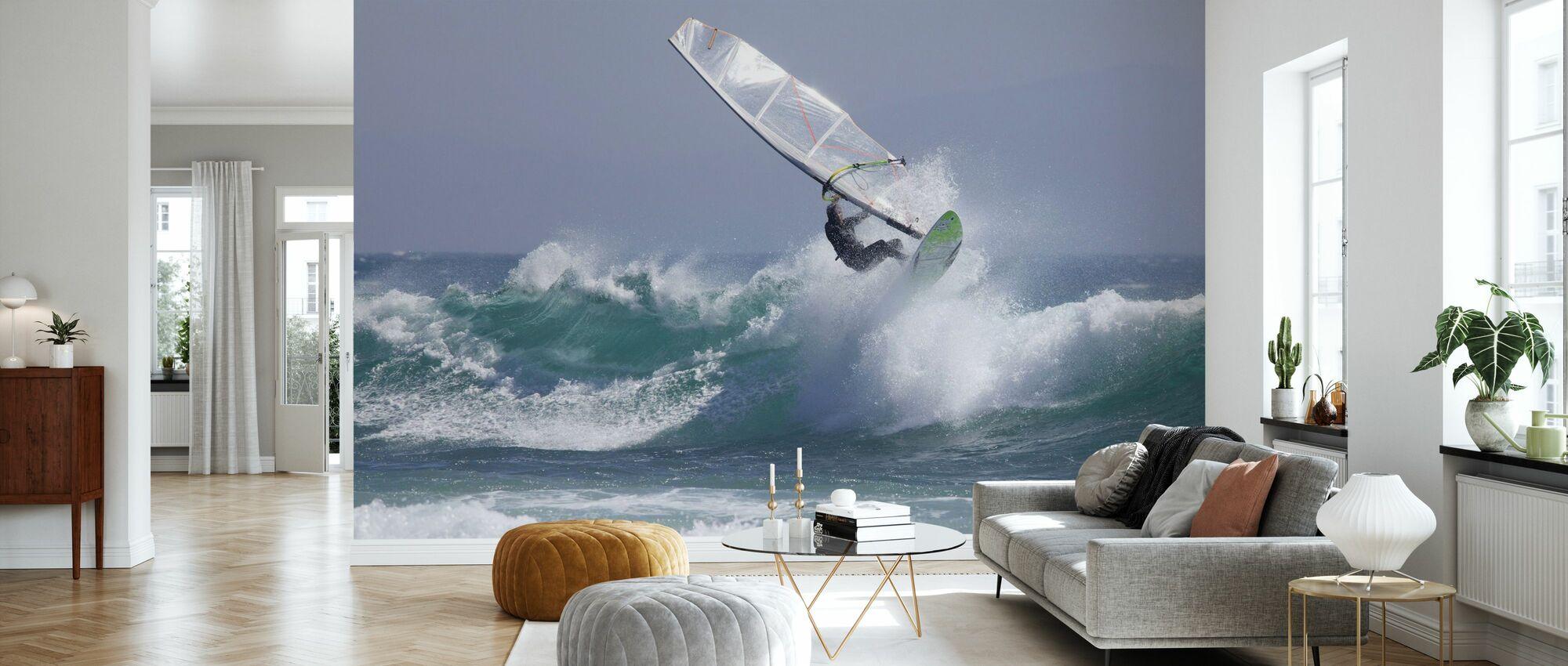 Windsurfing - Wallpaper - Living Room