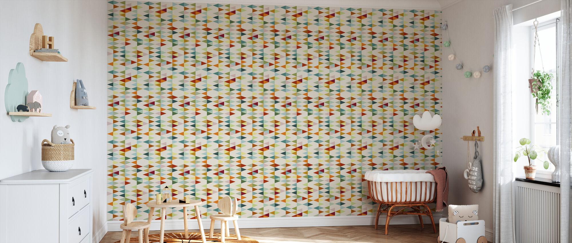 Twist - Wallpaper - Nursery