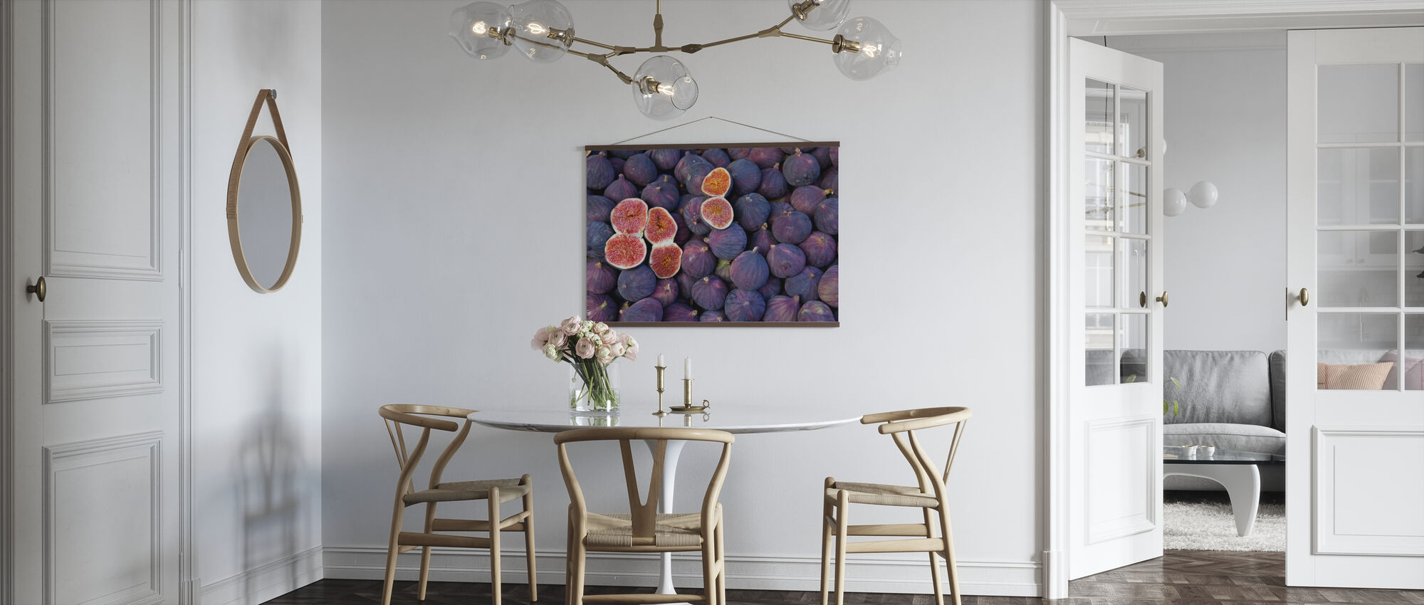 beautiful Figs - Poster - Kitchen