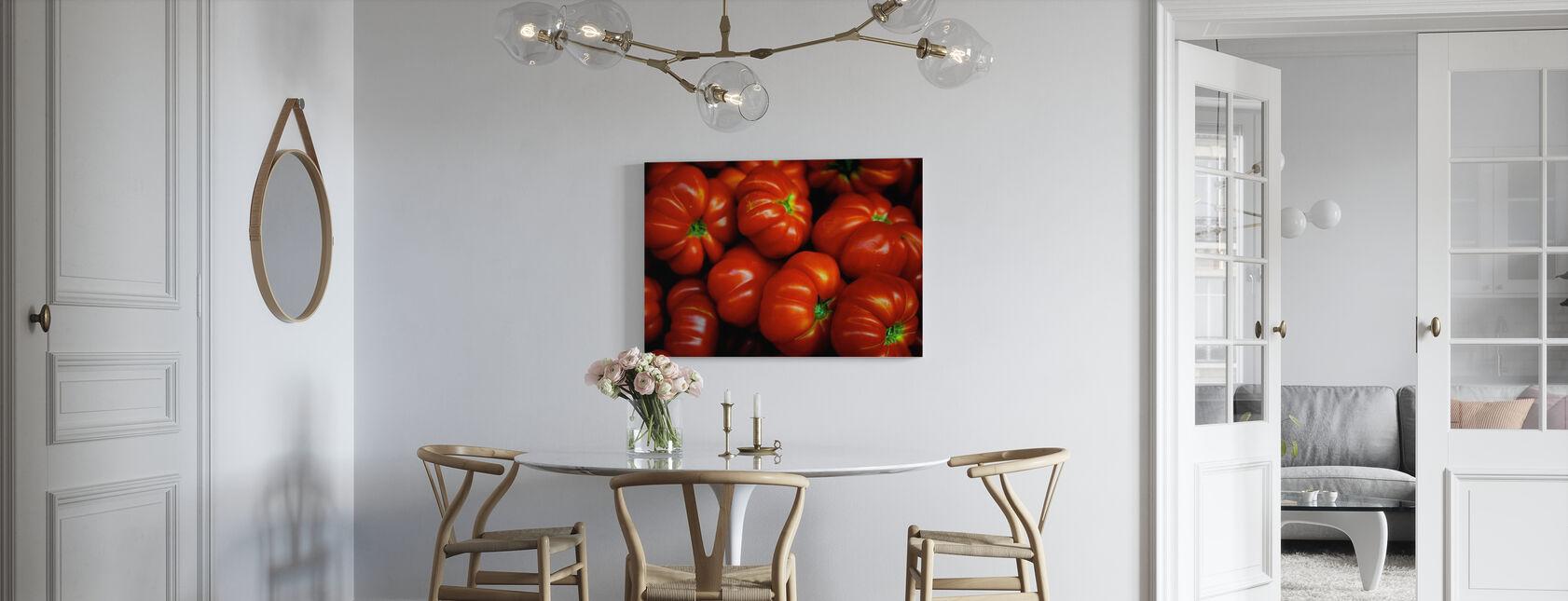 Italiaanse Tomaten - Canvas print - Keuken