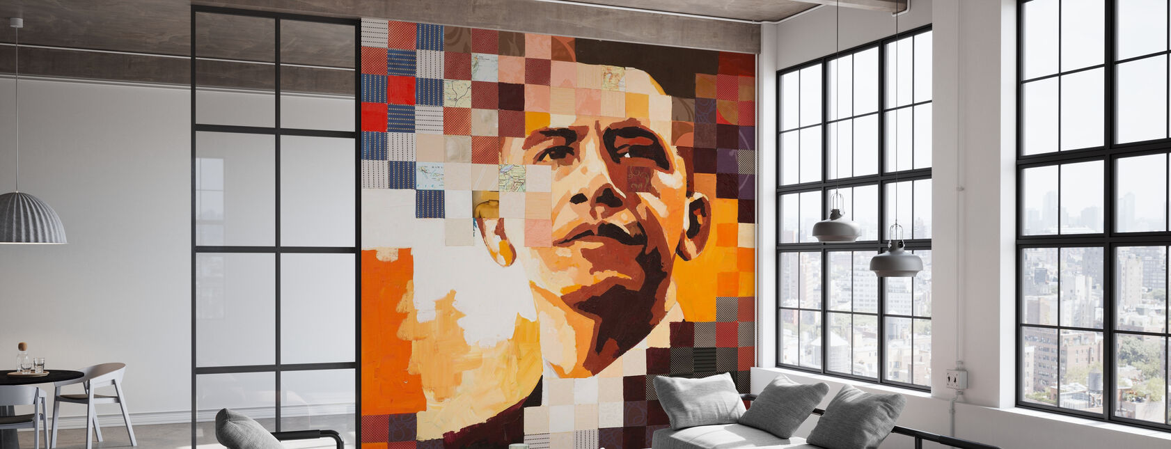 Mr Change - Wallpaper - Office