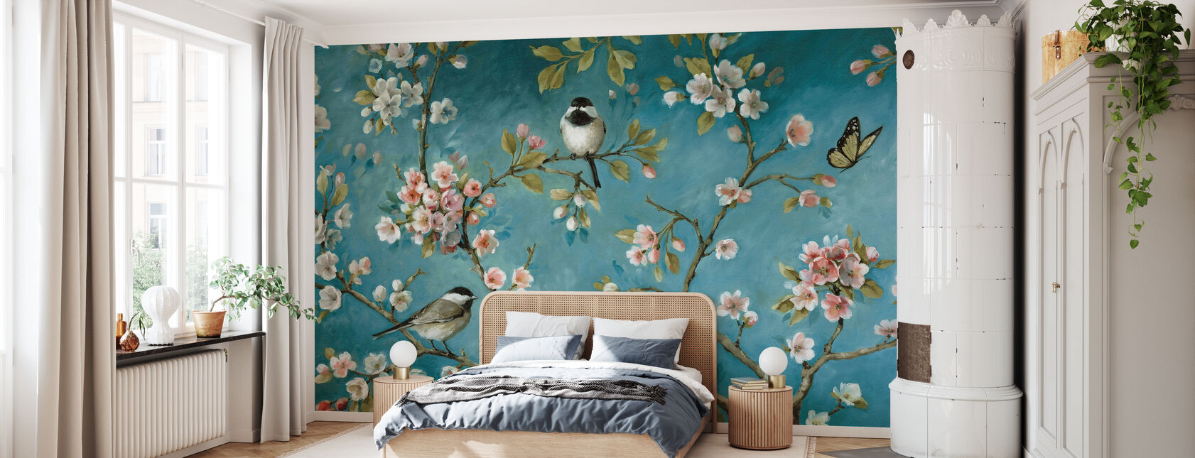 Blossom - Wallpaper - Bedroom
