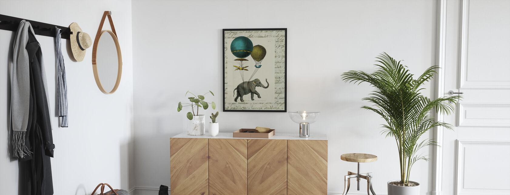 Elefant Ride 2 - Plakat - Entré