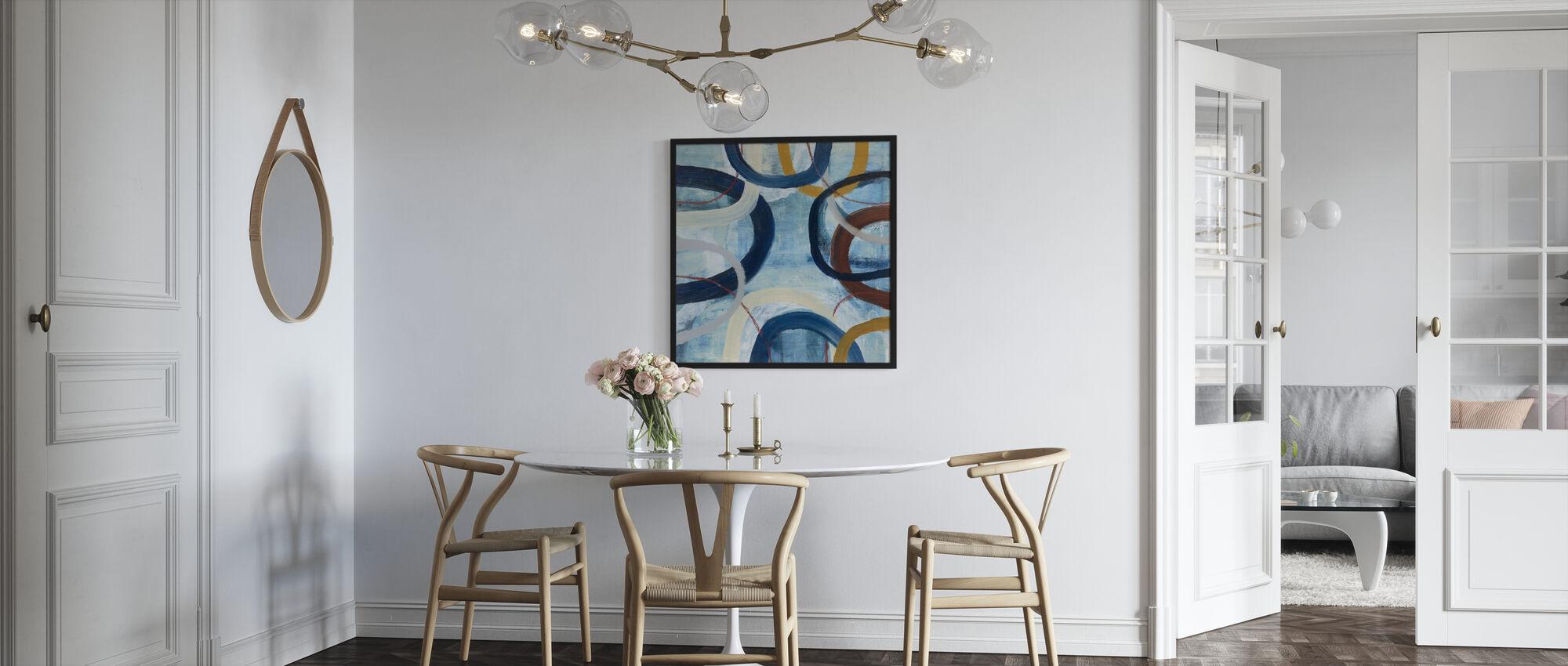 Dwell 2 - Framed print - Kitchen