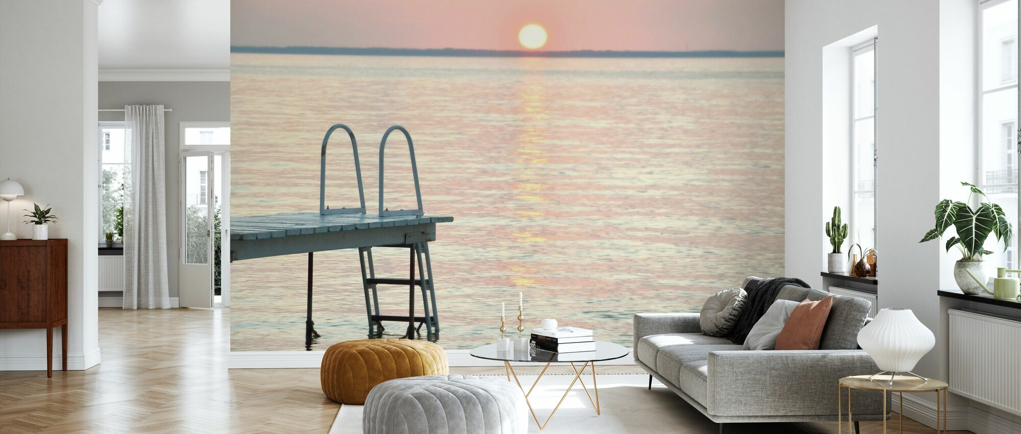 On the Dockquhart - Wallpaper - Living Room