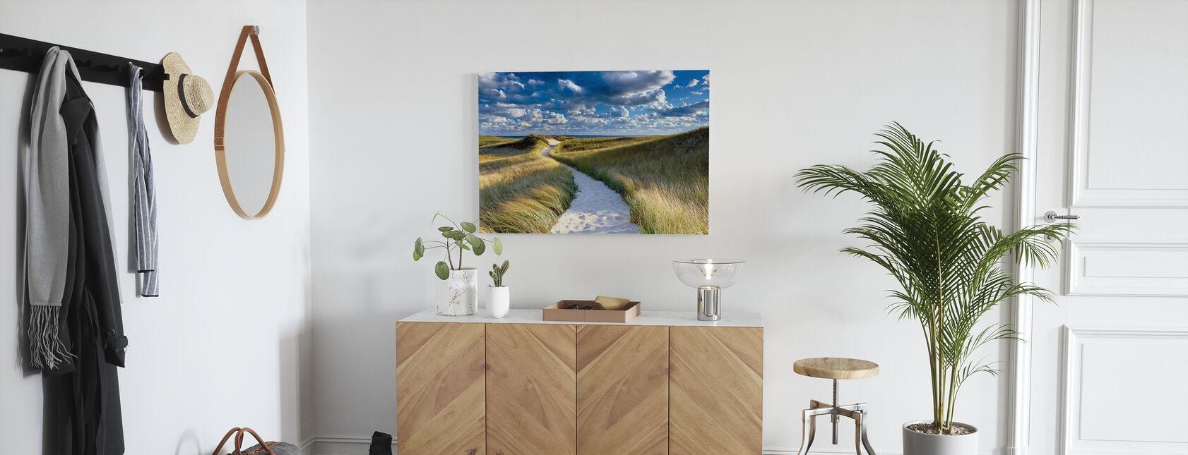 Philbin Beach - Canvas print - Hallway