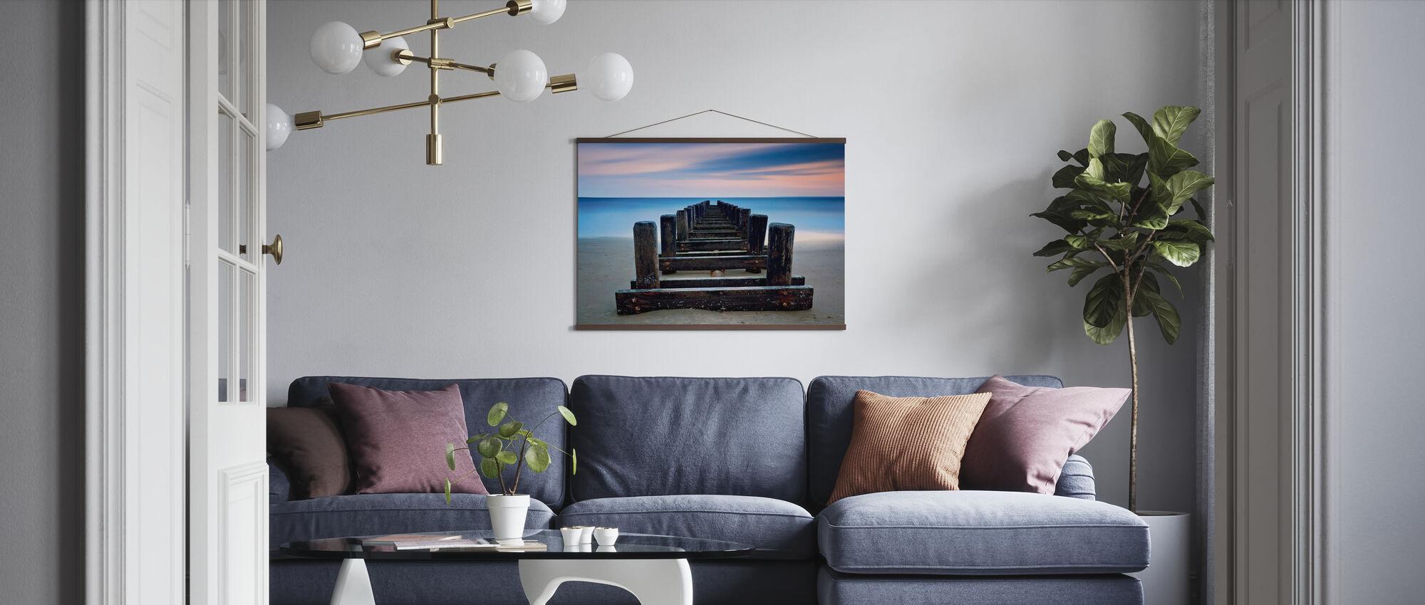 Coney Island brygge - Plakat - Stue