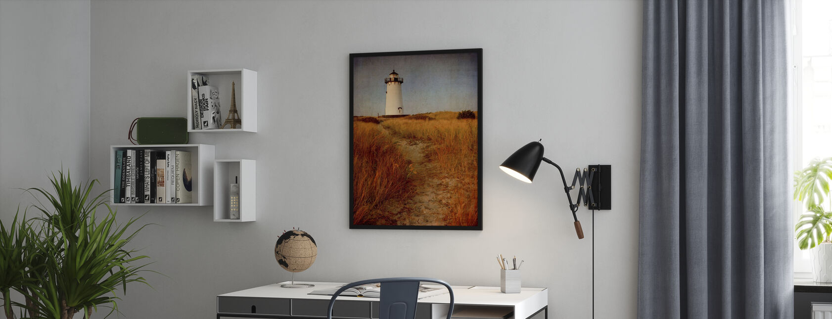 To the Harbor Light - Poster - Office