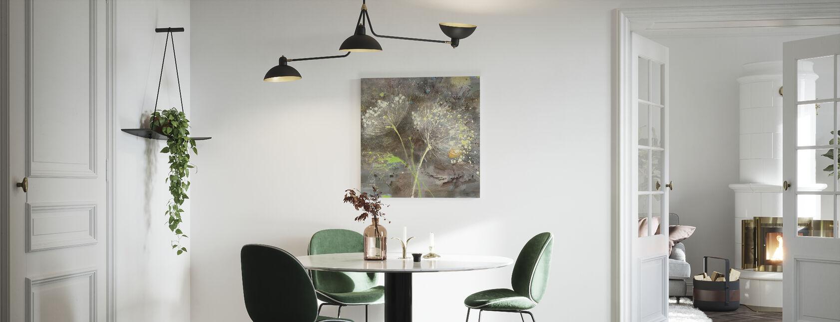 Sparklers 3 - Canvas print - Keuken