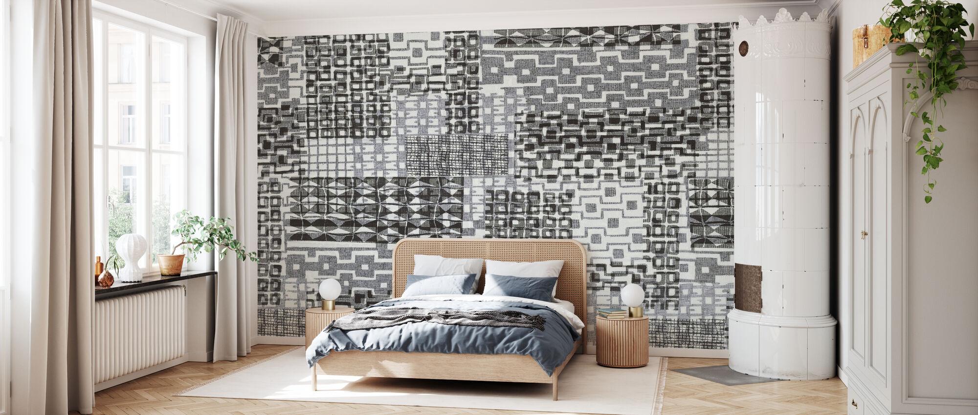 Crosstown - Wallpaper - Bedroom