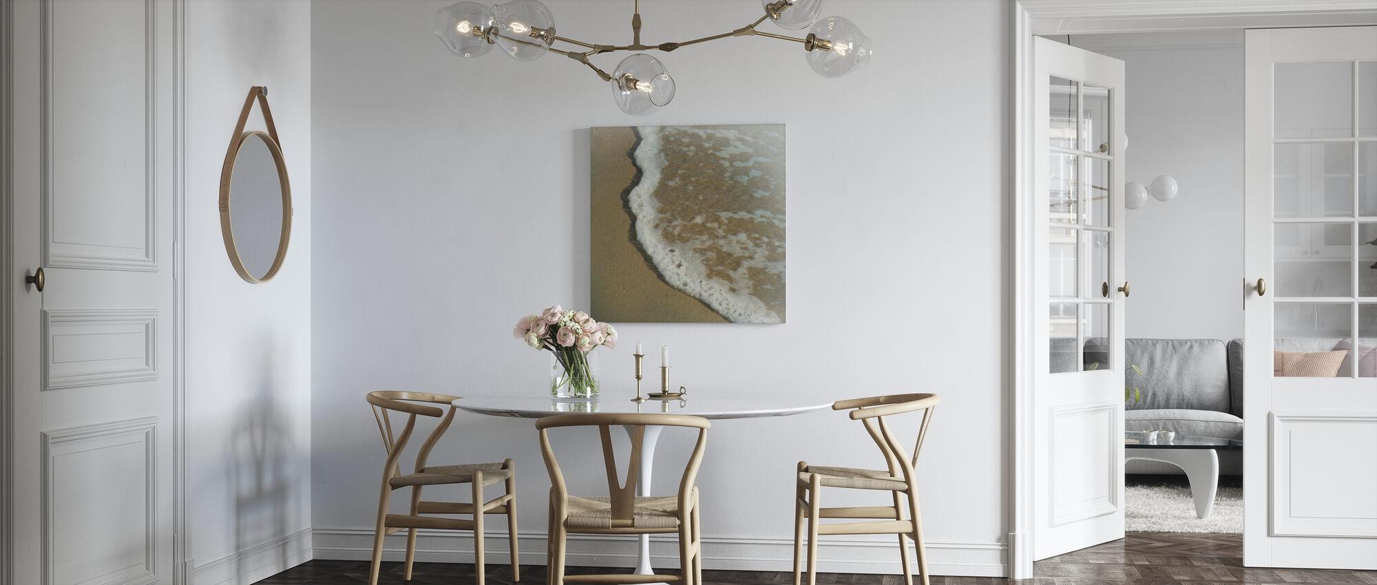 Seafoam - Canvas print - Keuken