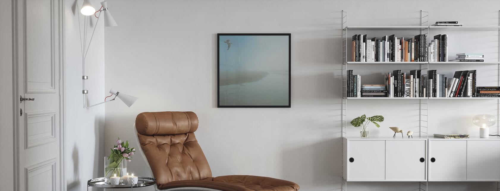 Seagull Morning - Poster - Living Room