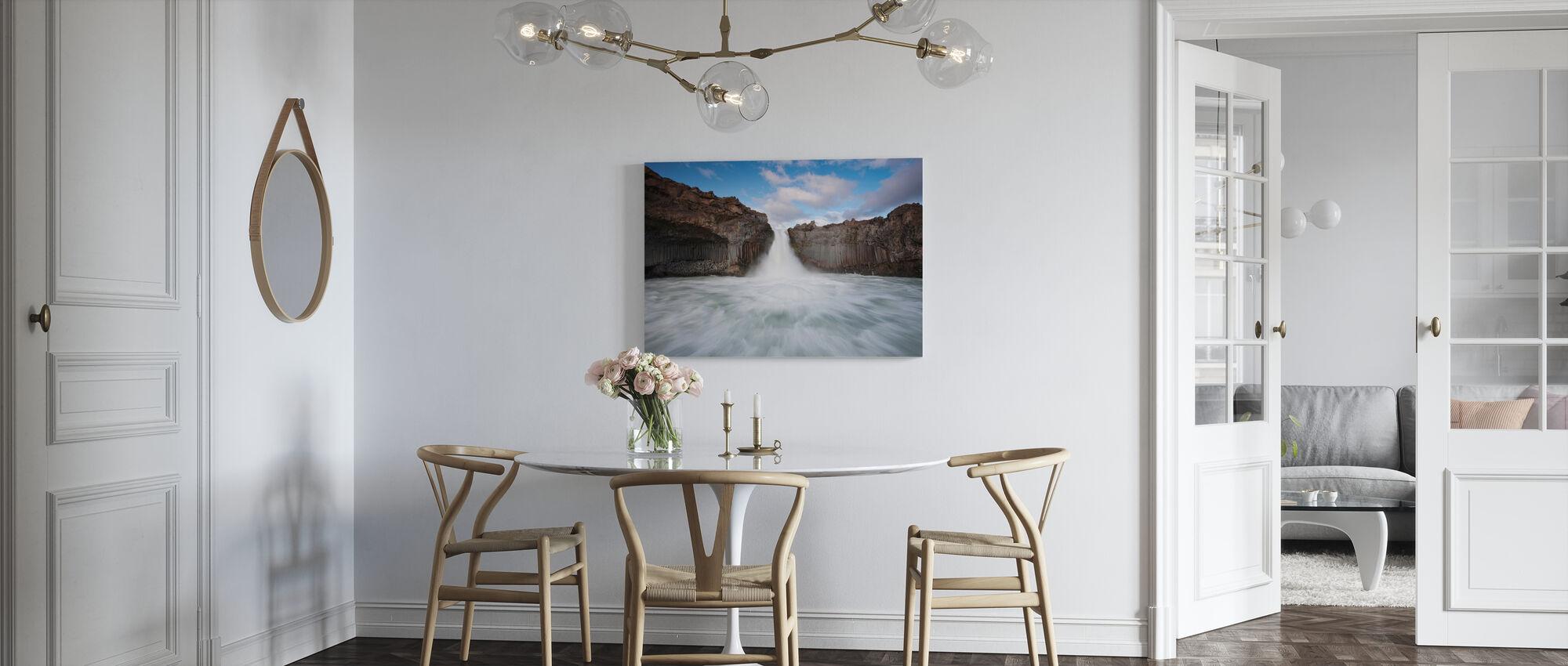 Wild Water - Canvas print - Kitchen