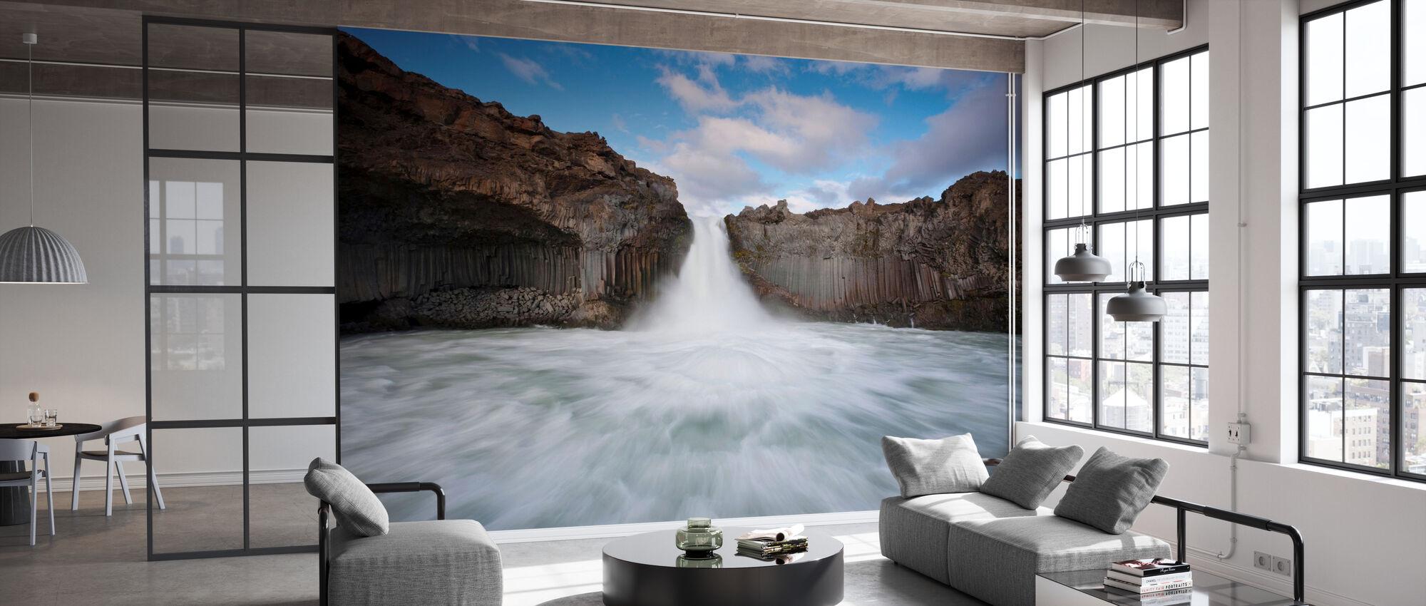 Wild Water - Wallpaper - Office